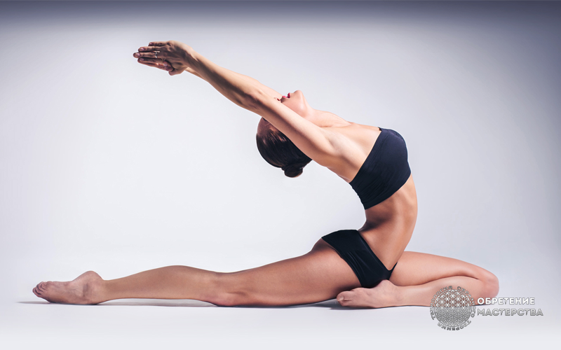 Знакомство с телом: упражнение
