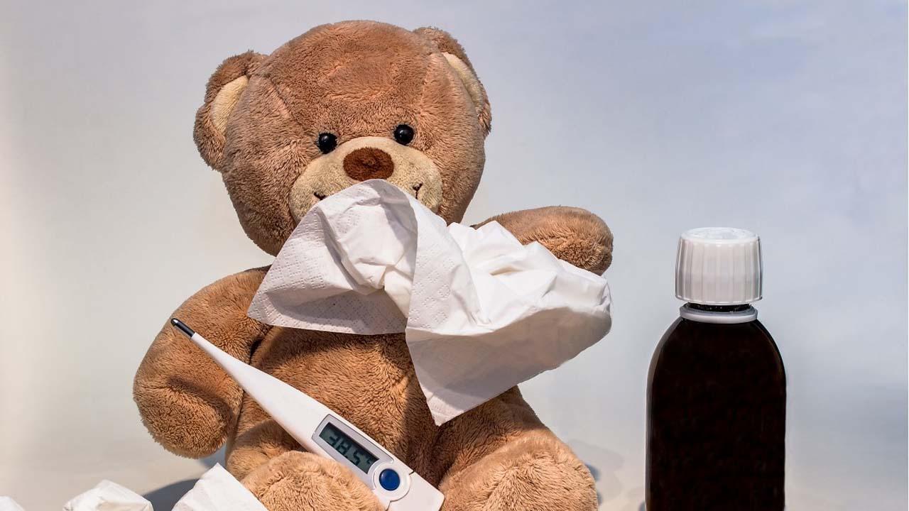 Что делать, когда болеют дети?