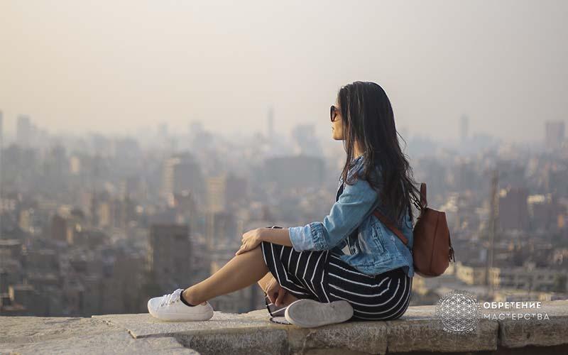 Возможно ли достичь просветления в мегаполисе? | Блог Обретение Мастерства